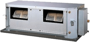 o general ducted split air conditioners