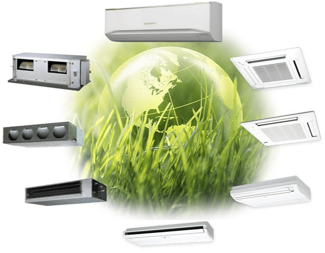 O General Air Conditioners